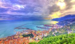 La città di Salerno, come nessuno l'aveva mai raccontata prima