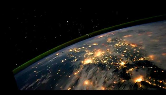NASA ISS Video