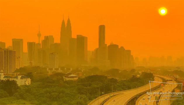 La più grande città della Malesia in uno dei migliori TL del 2012