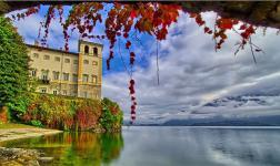 L&#8217;autunno sul lago di Como e in Valtellina: l&#8217;HDR made in Italy