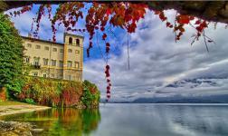 L'autunno sul lago di Como e in Valtellina: l'HDR made in Italy