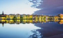 Viaggio in estate sul Mar Baltico e le sue meraviglie riflesse