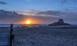 Il sole protagonista: tramonti in time lapse