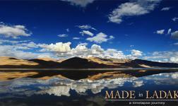 Una regione racchiusa tra le catene montuose dell'Himalaya