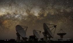 Il più veloce radiotelescopio al mondo è qui, in Australia