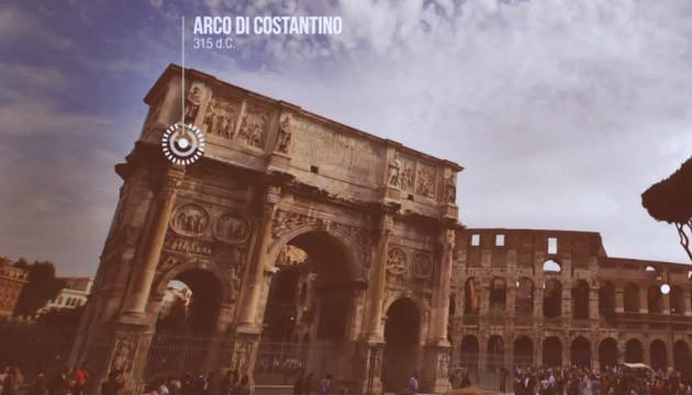 Ritratto di Roma in time-lapse