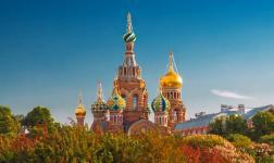 L'hyper-lapse spadroneggia a San Pietroburgo
