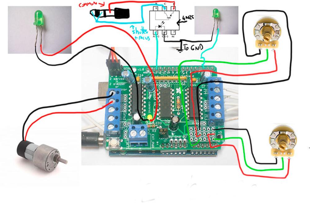 DIY Come realizzare un dolly artigianale con Arduino