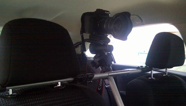 Time Lapse in auto