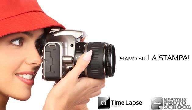 Time Lapse Italia su La Stampa