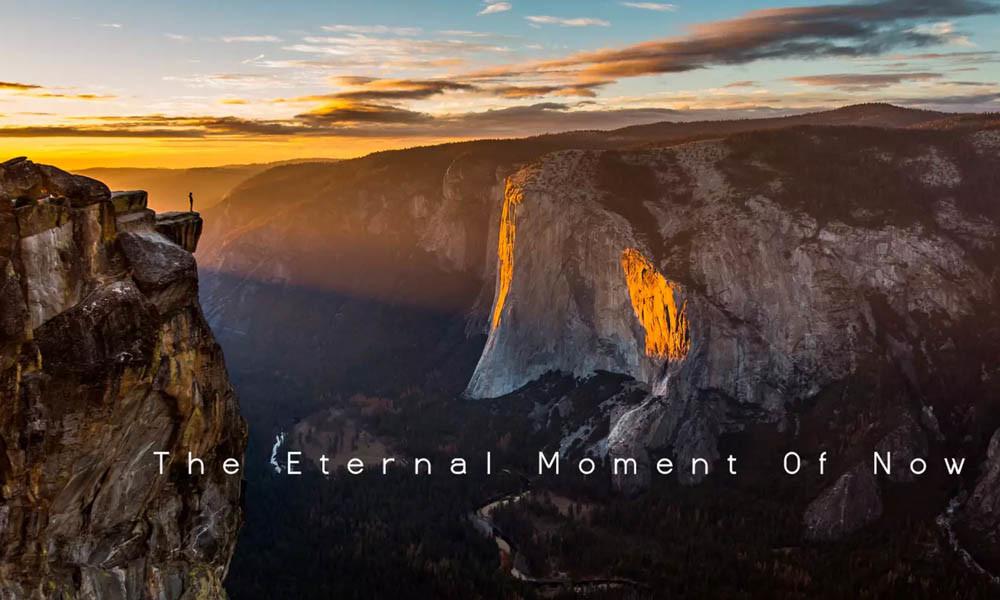 The Eternal Moment of Now, il video più creativo di Shawn Reeder