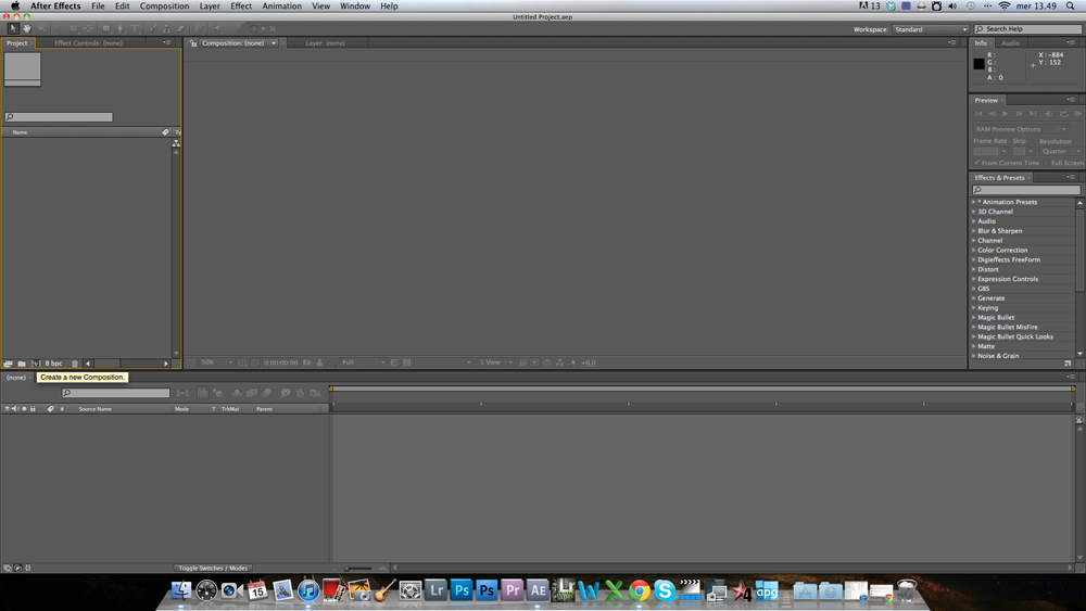 Tutorial - Come realizzare un timelapse con After Effects