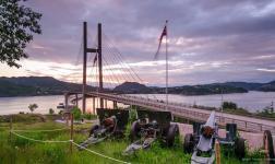 Sei bellissima in time-lapse, Bergen!