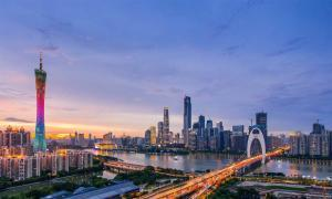 china guangzhou Canton time lapse 2015 hyperlapse