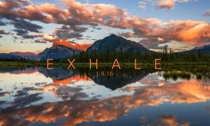 exhale 2016 timelapse