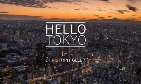 hello tokio timelapse 2016
