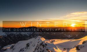 martin heck dolomites winter series