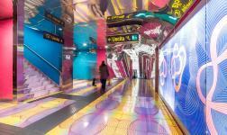 La metro di Napoli nella sua anima artistica più profonda