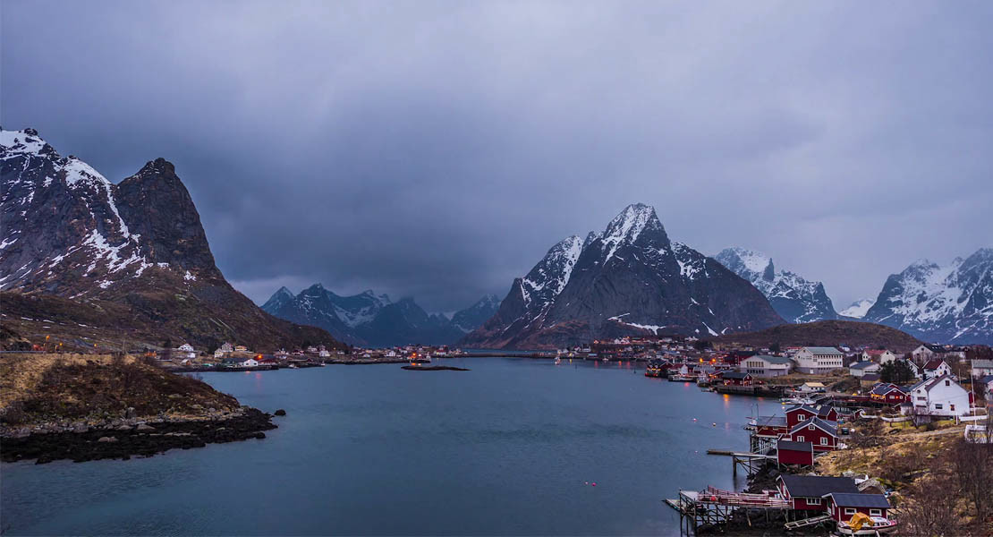 winter in lofoten 2015 timelapse 03