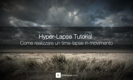 hyper lapse tutorial italiano